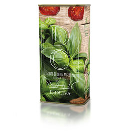 FRESH BASIL AND SUN-DRIED TOMATOES 500ml