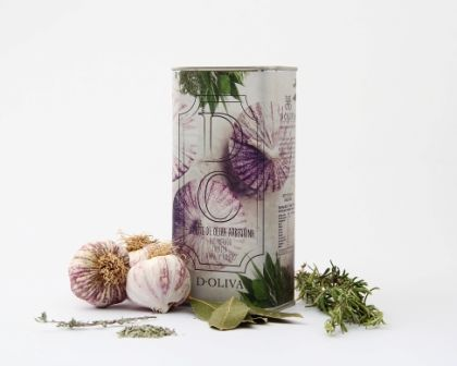 PURPLE GARLIC, THYME, BAY LEAF AND ROSEMARY 500ml