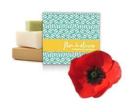 POPPY SEED NATURAL SOAP